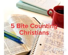 On fb for the Christian 5 bite counter Using the Word of God and The Why Weight Around? book by Dr. Alwin Lewis