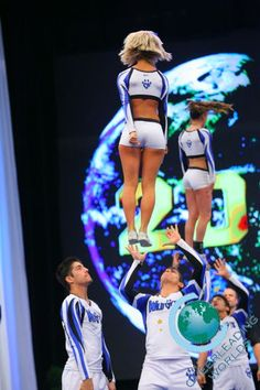 For the love of #cheer #KyFun