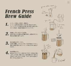 Brew Guides - TAKAMURA Wine & Coffee Roasters