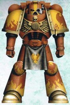Mark VIII Preceptor Sergeant