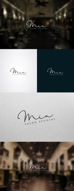 New salon studios startup needs a logo! | 99designs