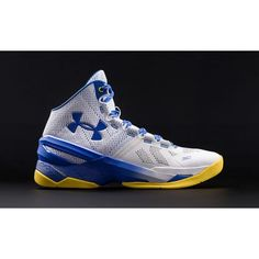 876a3c0aeeb3 Under Armour Curry 2 Dub Nation Home Chaussures