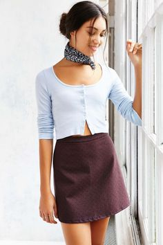Cooperative Christie Skirt - Urban Outfitters