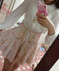 Suggested by Veronica Izquierdo on MTB24 (skirt)