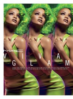 Rihanna Releases Part 2 of Her MAC Viva Glam Lip Collection #prom #eyebrows #lips