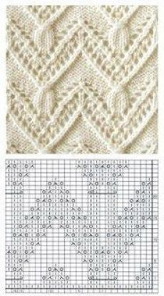 Best Internet Sites Totally Free Newborn Knitting And Crochet Patterns Lace Knitting Stitches, Lace Knitting Patterns, Knitting Charts, Lace Patterns, Knitting Designs, Knitting Projects, Hand Knitting, Stitch Patterns, Kids Knitting