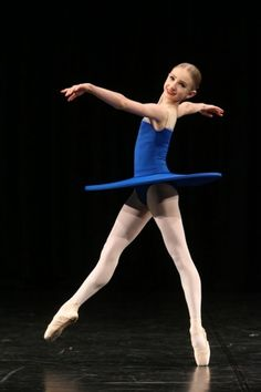 Photo from the Sydney Eisteddfod Junior Classical Ballet Scholarship