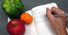 Writing down what you eat can nearly double weight loss. So keep a food journal to help lose (and maintain) weight! http://greatist.com/health/keep-food-diary