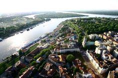 'Boeiend Belgrado' - via De Telegraaf