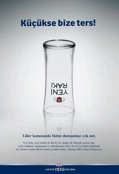 Yeni Rakı reklam