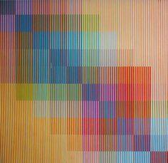 Carlos Cruz-Diez - Descubra las obras disponibles a la venta en www.modum-art.com #modumart