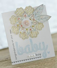 Paper Girl Crafts: Created with Papertrey Ink and Stampin Up products