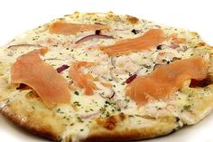 Pizza St-Viateur - Top Menu