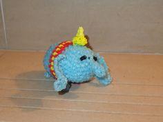 Dumbo loomigurumiAprès Bambi, voici ma deuxième création : Dumbo loomigurumi inspiré des Tsum Tsum. C'est un prototype qui a besoin de quelques améliorations. J'ai fait une petite feuille Excel avec les explications, mais, à la fin des vacances scolaires,...