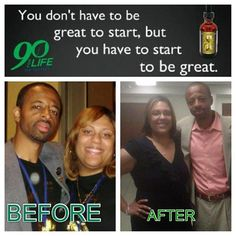 Tiffany Wilkins before and after. Great job!