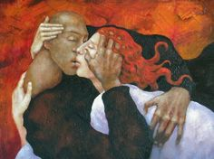 Catherine La Rose: L'abbraccio cosmico d'amore