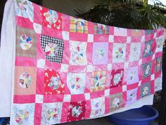 The twenty five cent quilt, the other half