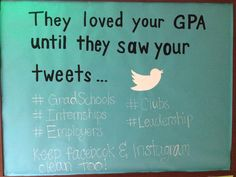 Easy RA Bulletin Board - #socialmediathemed