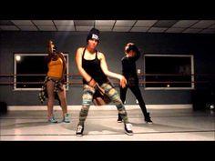 """Grown Woman"" choreo by Roben Allen is killer. | 12 Awesome Beyoncé Dance routines"