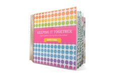 Keeping it Together Daily Journal 2014 $55.00   https://www.etsy.com/listing/88652759/keeping-it-together-daily-journal