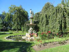 A Stroll Through the Halifax Public Gardens - Boer War Memorial Fountain Dartmouth Nova Scotia, Halifax Public Gardens, Canadian Travel, Cape Breton, Quebec City, Fountain, Places To Visit, Content, War