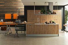 Cucine in legno febal