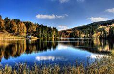 Loch Drumore by Hilda Murray