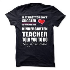 Kindergarten Teacher The First Time - #old tshirt #victoria secret hoodie. PURCHASE NOW => https://www.sunfrog.com/LifeStyle/Kindergarten-Teacher-The-First-Time.html?68278