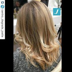 Work Hair Studio Vittorio & Tiziana - Google+Degradé Joelle: la perfezione delle sfumature. #cdj #degradejoelle #tagliopuntearia #degradé #igers #musthave #hair #hairstyle #haircolour #longhair #ootd #hairfashion #madeinitaly #workhairstudiovittorio&tiziana #roma #eur