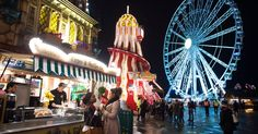 Christmas day-out destinations with the wow factor for all the family: We bring you the best temporary attractions to leave you with a warm glow over the festive season.     #Christmas #dayout #destinations #family #attractions #festive #UK
