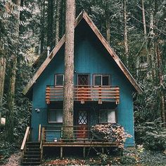 My type of dream house