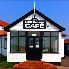 The Light Railway Cafe, Dungeness Romney Marsh, Wide World, Summer Bucket Lists, Famous Landmarks, Rye, Romantic Travel, Family Travel, Britain, Gazebo
