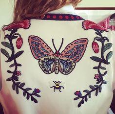 Florence Welch wearing Gucci. #boho -G