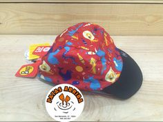 Gorra niño Buff Circus. www.patasarribashop.com