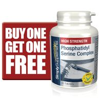 Improve your memory with Phosphatidyl Serine Complex; a unique formulation of Ginkgo Biloba, Korean Ginseng and Phosphatidyl Serine. Click for more info.
