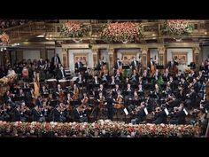 Neujahrskonzert der Wiener Philharmoniker 2017 - Live aus Wien - YouTube