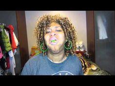 GloZell Green Gross GumBall Challenge