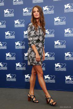 Alicia Vikander Street Style Inspiration
