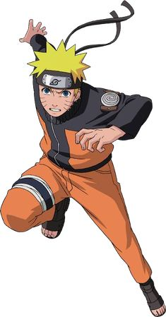 Uzumaki Naruto by xUzumaki on deviantART