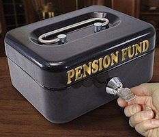 To actually have a Pension Fund and savings to enjoy life!