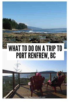 What to do on a trip to Port Renfrew, BC - near the start of both the West Coast Trail & Juan de Fuca Trail Capital Of Canada, West Coast Trail, Spring Break, Summer, Visit Canada, Picnic Area, Vancouver Island, Canada Travel, Beach Photos