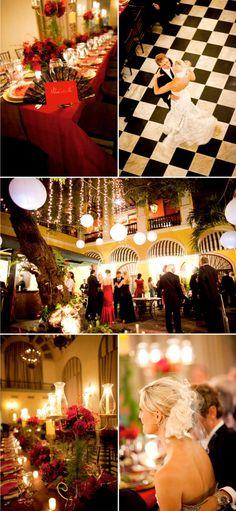 This would be my dream wedding venue. El Convento San Juan, Puerto Rico