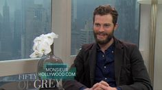 Jamie Dornan, Exclusive Interview by Monsieur Hollywood P2of 2, Fifty sh...