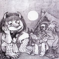 Sendak, Carle, Provensen, and 20 Other Beloved Illustrators Talk to Children about Their Art | Brain Pickings