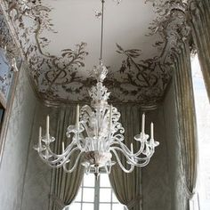 .what a lovely ceiling