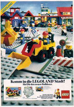 Lego City (1982)