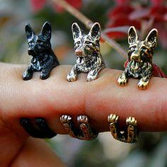 Max the German Shepherd - Ring