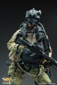Become a Navy Seal. Special Ops, Special Forces, Us Navy Seals, Military Action Figures, Future Soldier, Tac Gear, Military Gear, Men In Uniform, Toy Soldiers