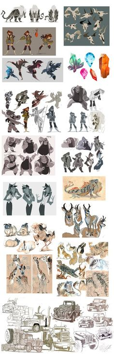 Dumplr 25 by nargyle on DeviantArt 70% poses and other cool things.