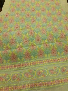 Lucknow Embroidery Design